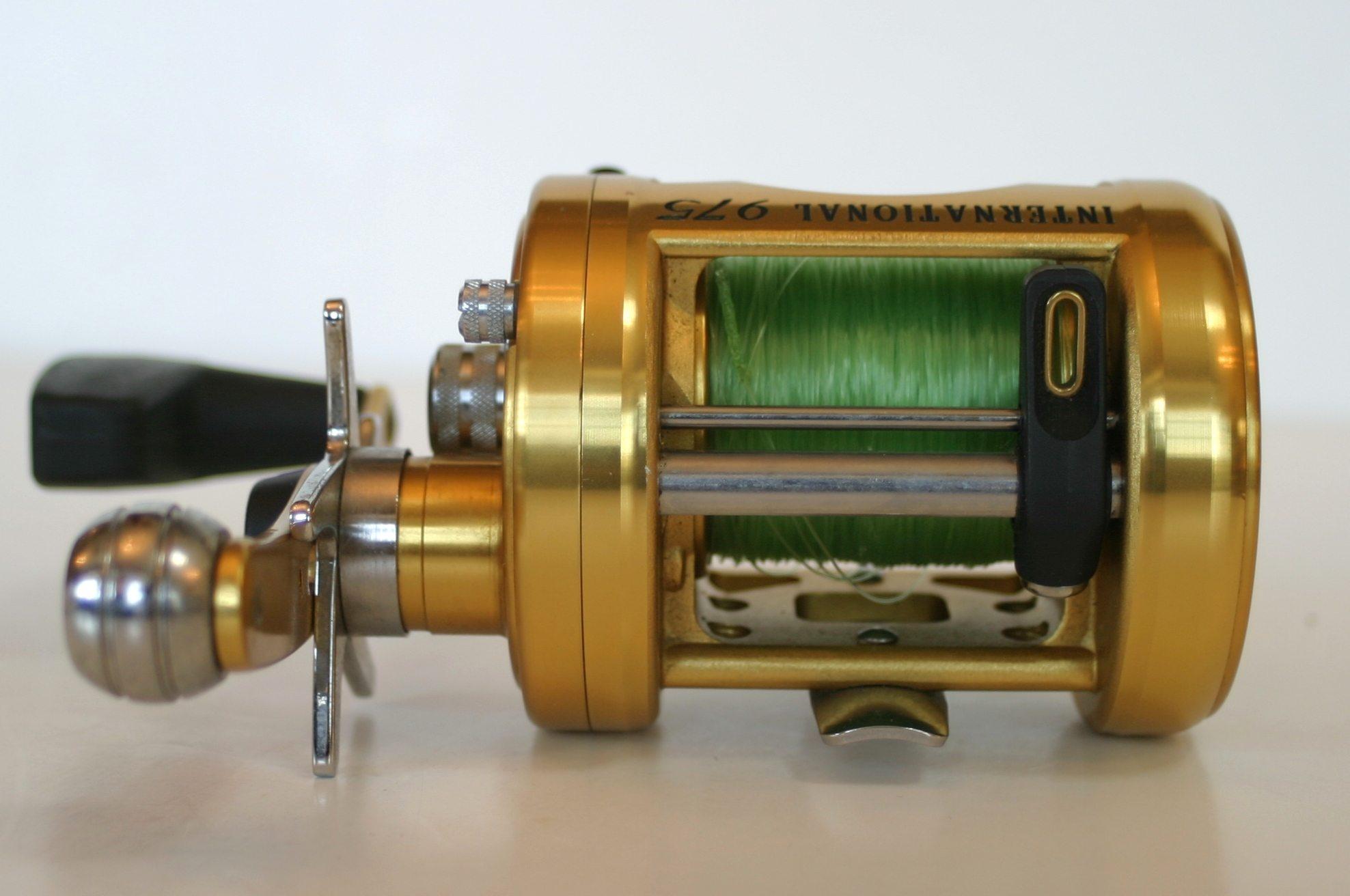 Penn reels international 975 bait caster fishing reel made for American made fishing reels