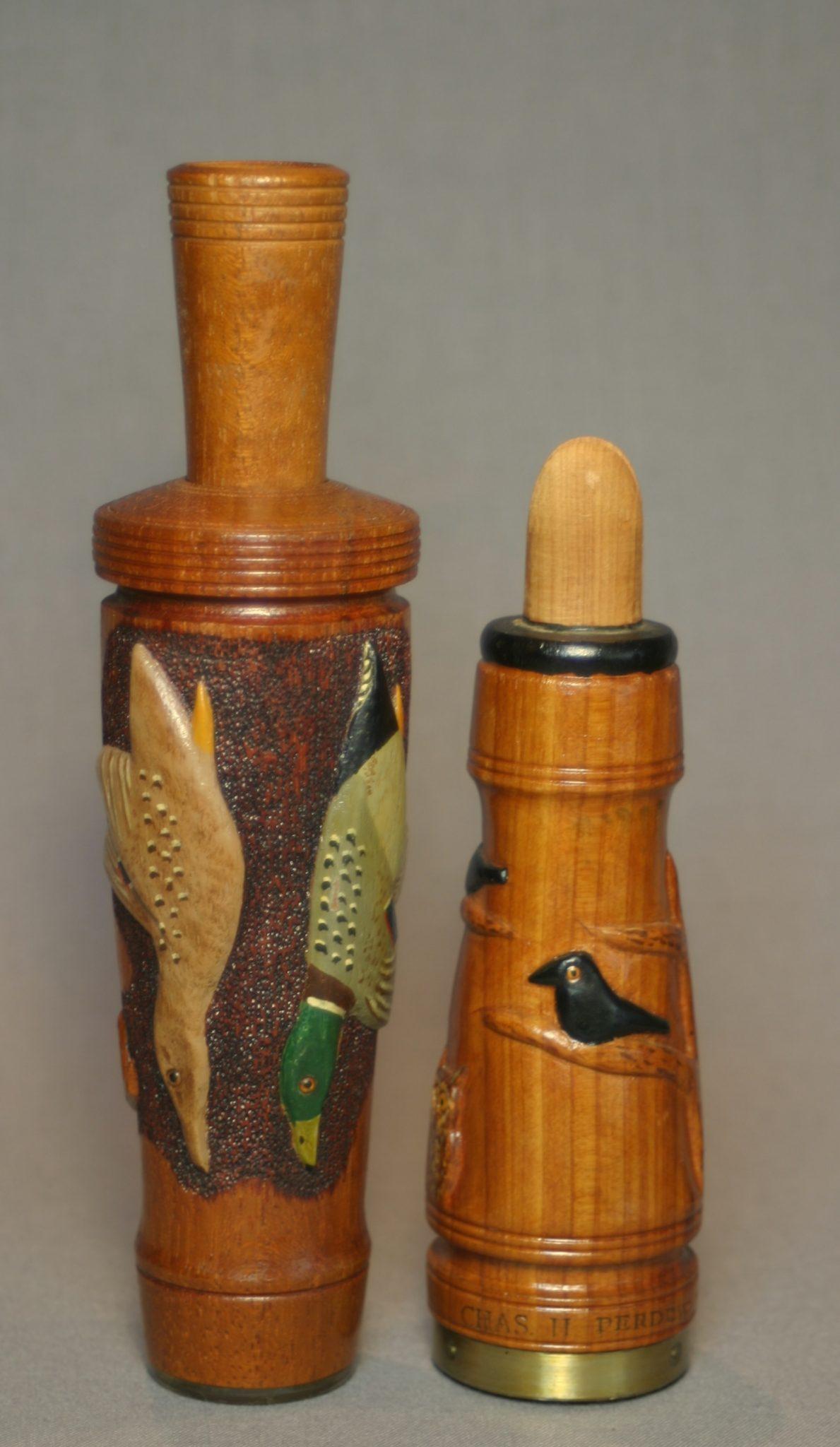 Haddon Perdew Crow And Duck Call Set - Lava Creek Trading ...